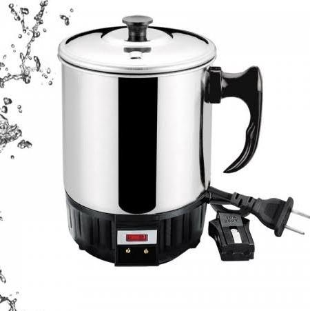 Electric Kettle Silver2