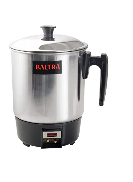 Electric Kettle Silver3