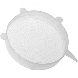 Kitchen Reusable Silicone Stretch Seal Lid2