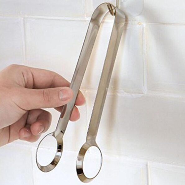 Cooking Tools Stainless Steel Egg Tong